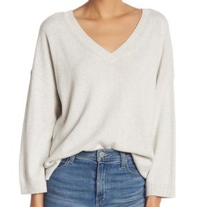 MADEWELL Double V Pullover
